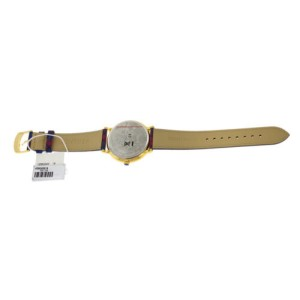 New Unisex Versace VEBQ00218 Stainless Steel Gold Date Quartz 42MM Watch