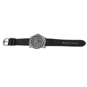 Men's Michel Jordi Mega Icon Pebble Stone GMT SIM.300.10.002.01 Quartz Watch