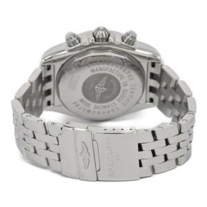 BREITLING Chronomat Evolution A13356 black Dial Automatic Men's Watch
