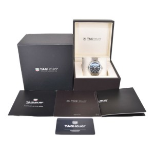 TAG HEUER Stainless Steel Link Watch