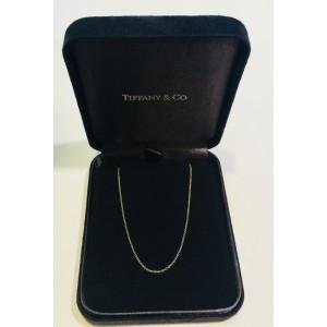 Tiffany & Co. Paloma Picasso 950 Platinum Chain Necklace