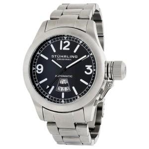Stuhrling Sea Hawk Ace 215B.331113 Stainless Steel 44mm Watch