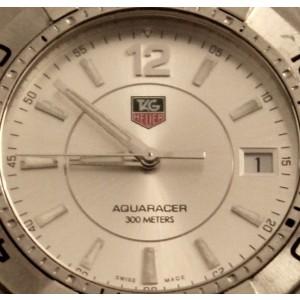 Tag Heuer Aquaracer WAF2112.BA0806 Stainless Steel 39mm Men's Watch