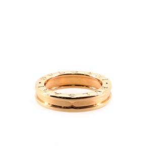 Bvlgari B.Zero1 One Band Ring 18K Rose Gold