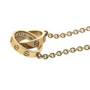 Cartier Rose Gold Love Link Bracelet