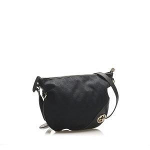 Britt GG Canvas Crossbody Bag