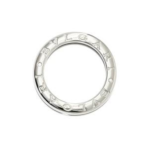 BVLGARI 18K Pink White B-ZERO 1 Ring