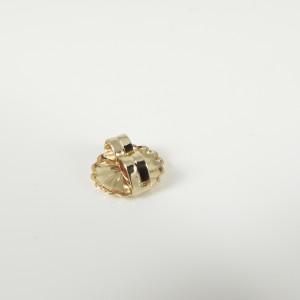 Roberto Coin 18K Yellow Gold .40tcw  Diamond Earrings
