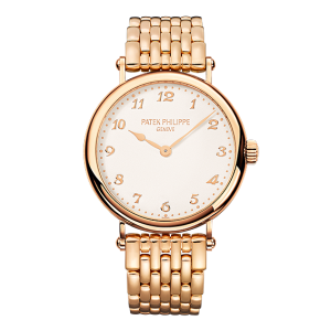 Patek Philippe Calatrava 7200/1R 001 18K Rose Gold 34.6mm Watch