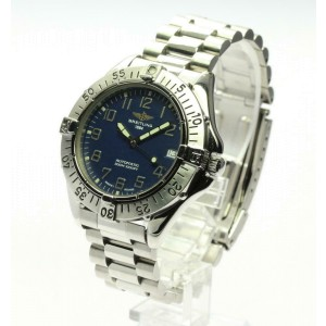 BREITLING Stainless Steel Colt Ocean Watch RCB-81