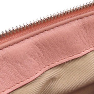 Visetos Leather Satchel