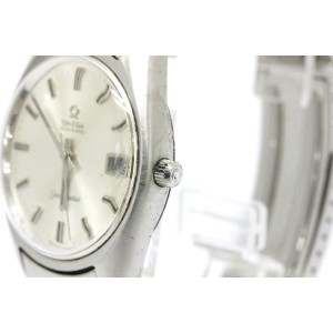 Omega Seamaster Stainless Steel Automatic 35mm Mens Watch