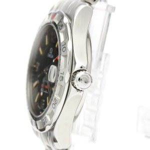 OMEGA stainless Steel Seamaster Omegamatic Watch