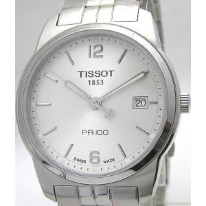 Tissot PR100 T049.410.11.037.00 Stainless Steel 38mm Mens Watch