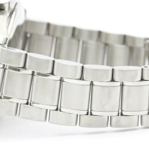 Polished OMEGA Speedmaster Triple Date Steel Automatic Watch 3523.30