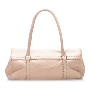 Selleria Linda Leather Shoulder Bag
