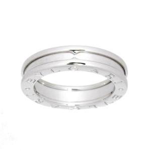 BVLGARI 18K White Gold B-zero1 XS Ring