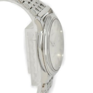 OMEGA Deville Prestige 4800.31 Silver Dial SS Automatic Men's Watch