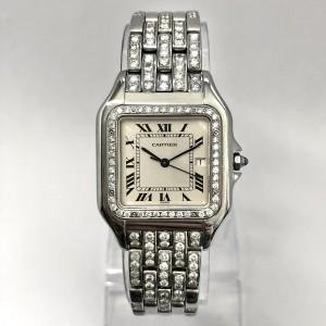 CARTIER PANTHÉRE 29mm Steel Watch