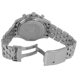 Stuhrling Targa Pro 176B.33116 Stainless Steel 53mm x 54mm Watch