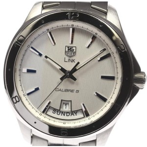 Tag Heuer Link WAT2011.BA0951 Stainless Steel Automatic 42mm Mens Watch