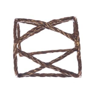 Pamela Love XXX Rope Cuff Bracelet