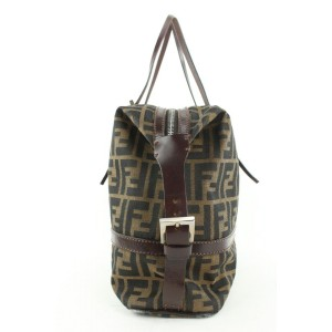 Fendi Large Monogram FF Tobaccos Zucca Bag 299ff217