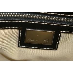 Fendi 8BH056 Fur Roll Shopper Mini Tote Bag 767ff331