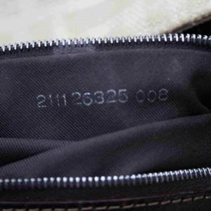 Fendi Monogram Beige FF Zucca Mama Forever Flap 858951