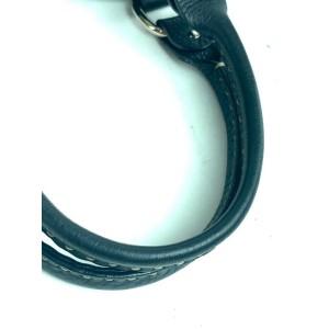 Fendi Selleria Mini Tote 9ff63 Black Leather Hobo Bag