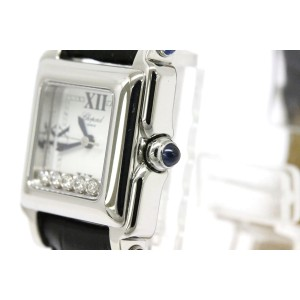 Chopard Happy Sport 27/8892-23 Stainless Steel Quartz 23mm Womens Watch