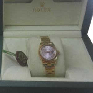 Rolex President Rose Gold 179175 Watch