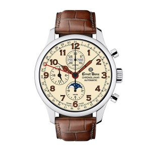 Ernst Benz ChronoLunar GC40318 A 44mm Mens Watch