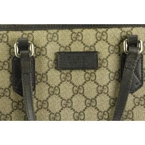 Gucci Supreme Monogram GG 2way Tote Bag 698gks319