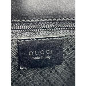 Gucci Black Shopper Tote 9g859