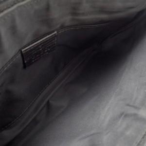 Gucci Belt Monogram Gg Waist Pouch 228338 Black Supreme Canvas Cross Body Bag