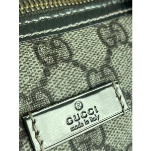 Gucci Boston Gg Metallic Joy Gg Monogram 27g610 Brown Supreme Coated Canvas Satchel