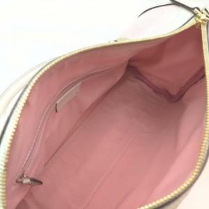 Gucci Pink Monogram GG Abbey Boston Bag 862429
