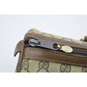 Gucci Supreme Web GG Boston Joy Duffle Bag  862276