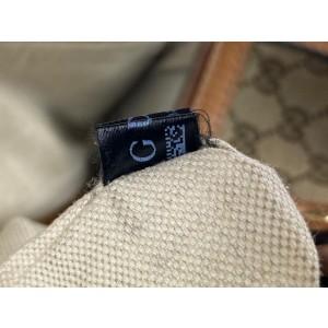 Gucci Boston Web Joy Vintage with Strap 18gga61 Brown Canvas Satchel