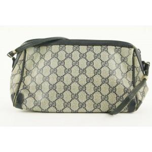 Gucci Navy Supreme GG Shoulder Bag 699gks319