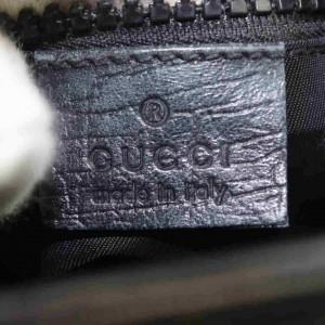 Gucci Crossbody Messenger 873006 Black Gg Supreme Canvas Shoulder Bag