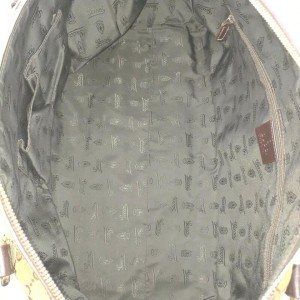 Gucci Crystal Monogram GG Large Duchessa Boston Duffle Bag  862339