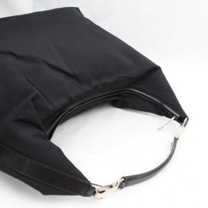 Gucci Extra Large 868721 Black Nylon Hobo Bag