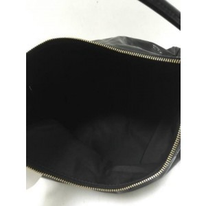 Gucci Hobo Patent D-ring 231936 Black Shoulder Bag