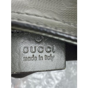 Gucci Supreme Gg Monogram Rolling Luggage Trolley 2g615 Brown Coated Canvas Weekend/Travel Bag