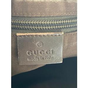 Gucci Messenger Monogram Gg Perforated 2g614 Brown Cross Body Bag