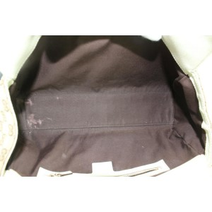 Monogram Charmy Hobo 16gz1113 Beige Canvas Shoulder Bag