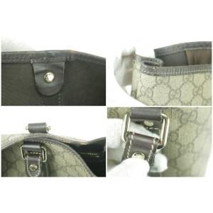 Gucci Plus Shopper 7gk0106 Beige Gg Supreme Canvas Tote