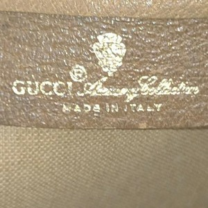 Gucci Web Supreme GG Large Shopping Tote Bag 862389